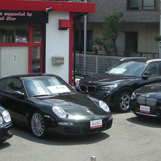 Car Shop RED STAR