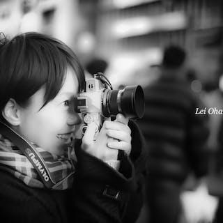 出張撮影 Lei Ohana