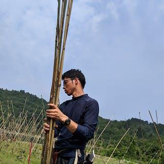 西川草去園 千賀秀峰