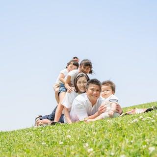 こどもと家族の出張撮影 ことりカメラ