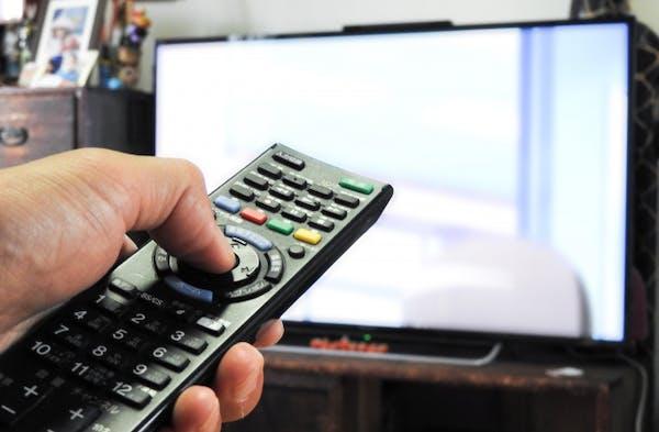 新しいテレビの購入と同時に引き取ってもらう