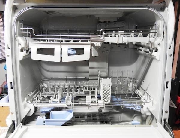 食洗機のベタベタ汚れには「オキシクリーン」