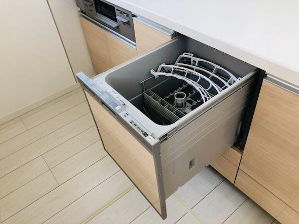 食洗機の掃除方法 クエン酸とオキシクリーンで綺麗になる