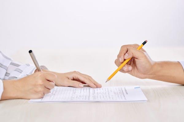包括遺贈を行う場合の遺言書の書き方