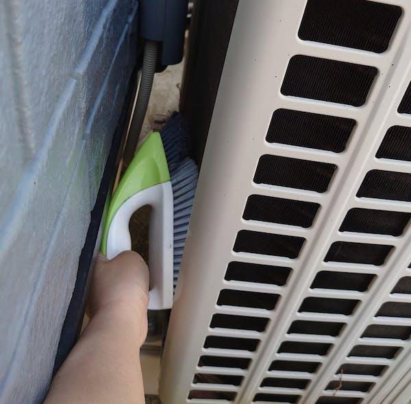 室外機 フィン 掃除