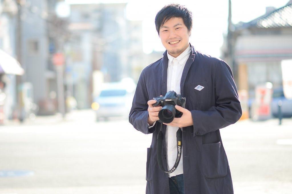 福永カメラマン