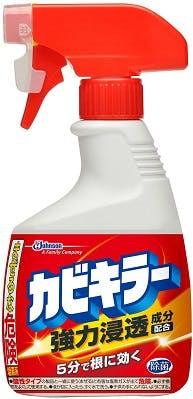 おすすめ塩素系漂白剤の画像「カビキラー」400g