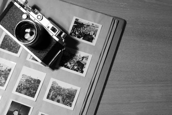 クラス集合写真をアルバムにしよう!
