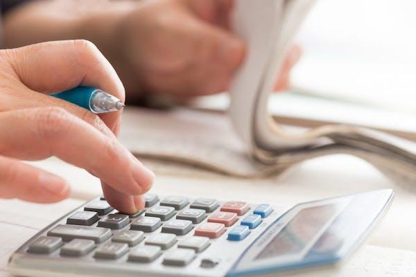 生命保険金(死亡保険金)にかかる相続税額の計算方法や計算式。