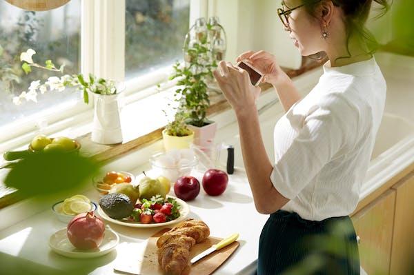 イチオシのスマホ料理写真アプリ Foodie