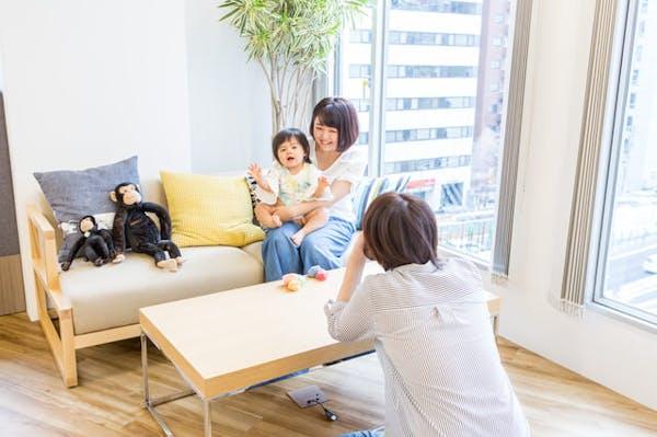出張カメラマンも赤ちゃん写真に対応してくれる!?