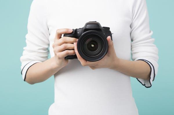 アルバム写真をプロカメラマンに依頼