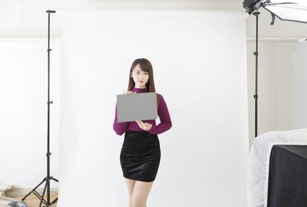 宣材写真は、全身写真とバストアップ写真の2種類必要!