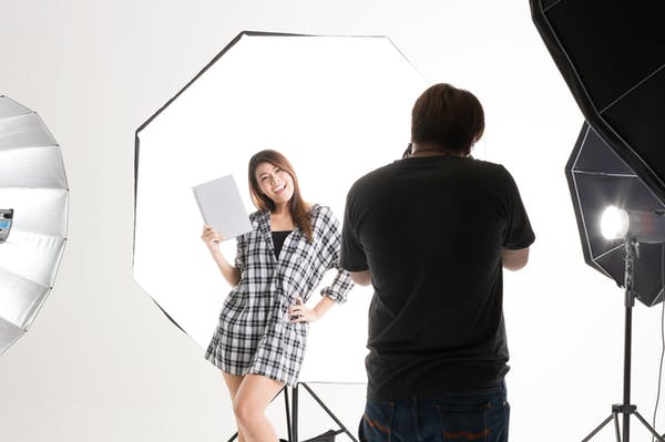 オーディション写真のプロカメラマンを探すならミツモアで!