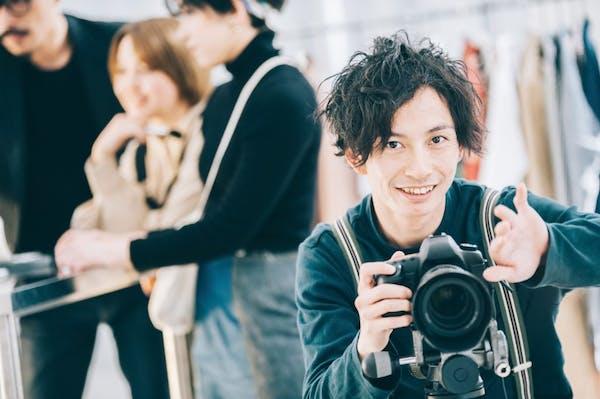 プロのカメラマンなら安心!