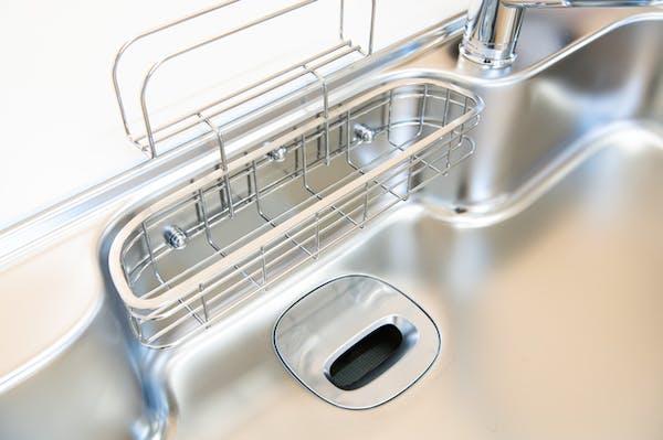 キッチンの排水溝を綺麗に保つコツ