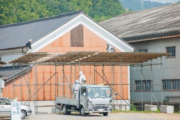 屋根板金の修理は板金屋さんの領域
