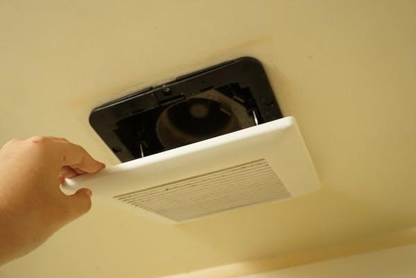 トイレ 換気扇 掃除