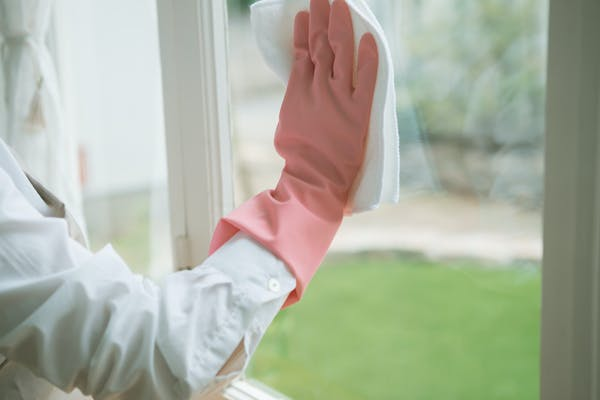 窓枠のカビを予防する方法