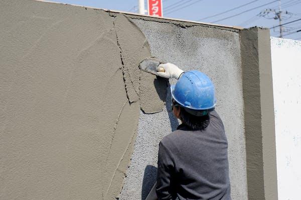 モルタル塗装の外壁が再度注目されています