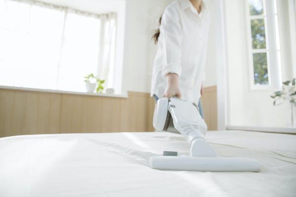 掃除機を使ったカーペットの掃除方法
