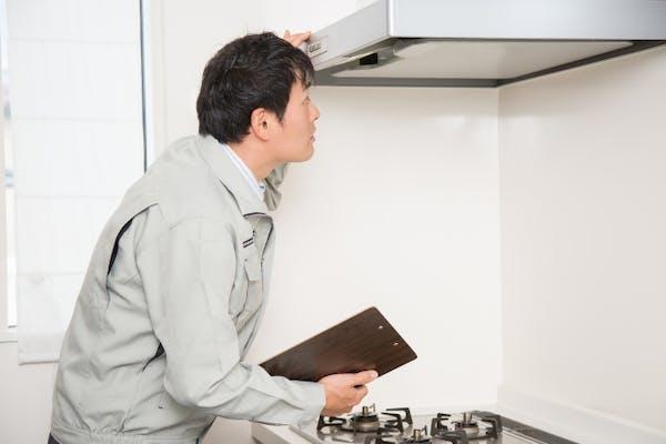 換気扇の掃除・修理・交換を業者に依頼する
