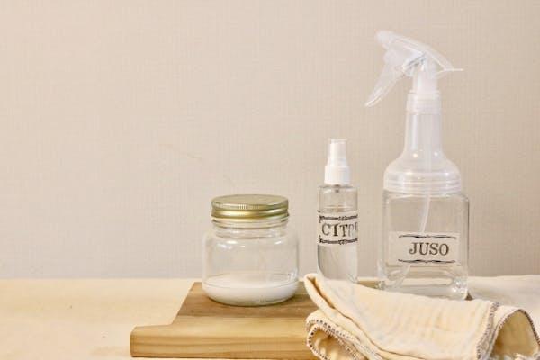 キッチンの換気扇フィルター掃除に使える洗剤