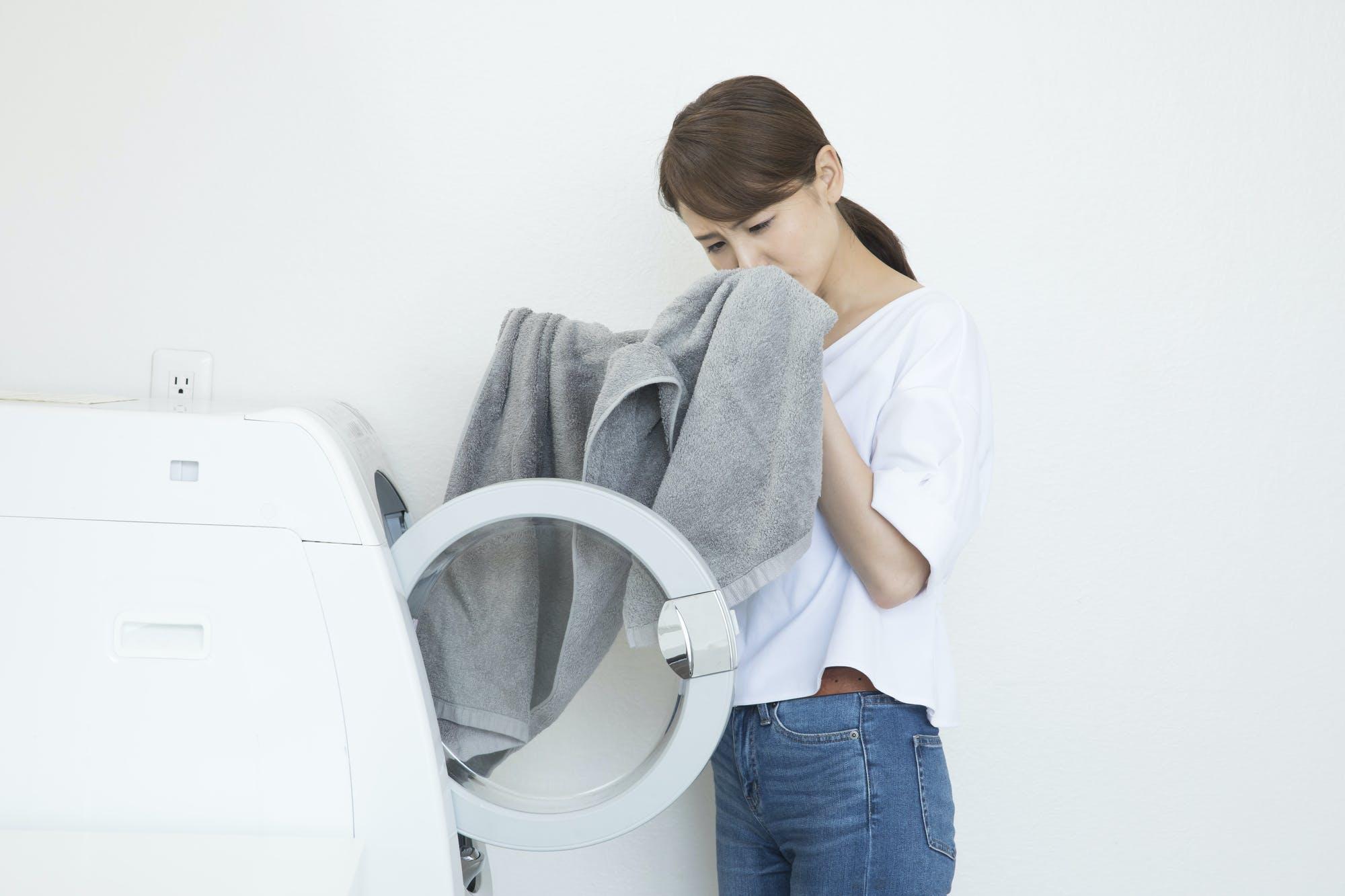 臭い ドラム 洗濯 機