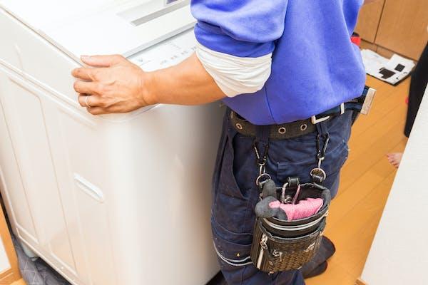 洗濯機の引越しを業者に頼むには?