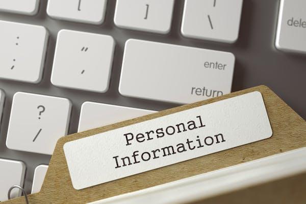 個人情報の取り扱いについて