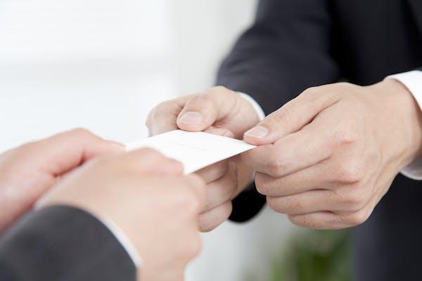 個人事業主の名刺を作るべき3つのポイント!