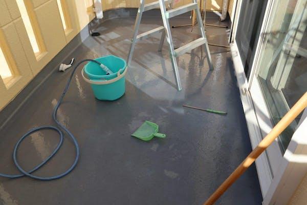 外壁・ベランダ清掃