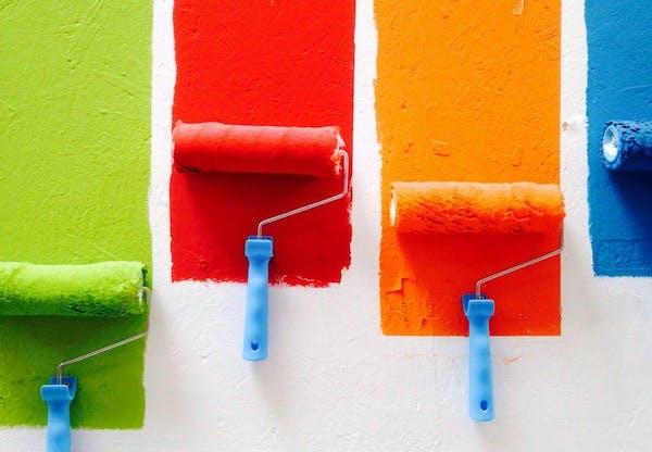 ローラー塗装 外壁塗装