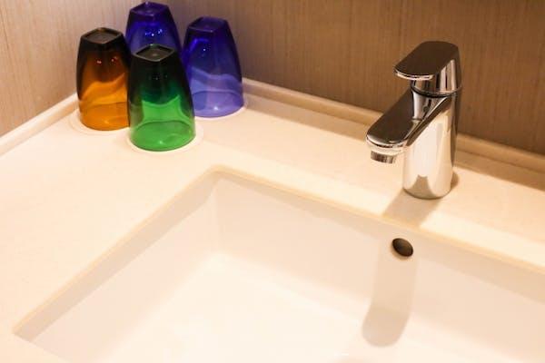 台付ワンホール水栓