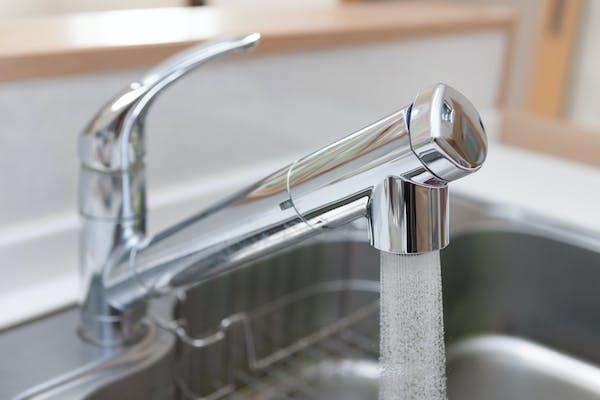 シャワータイプの水栓