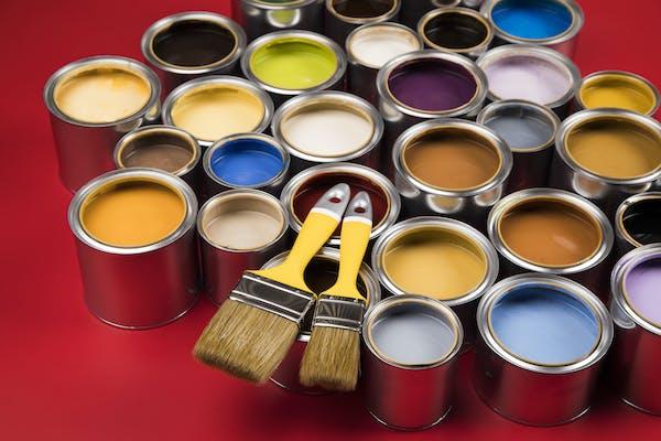 様々な塗料