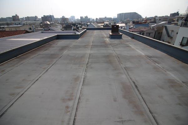 屋上 シート防水