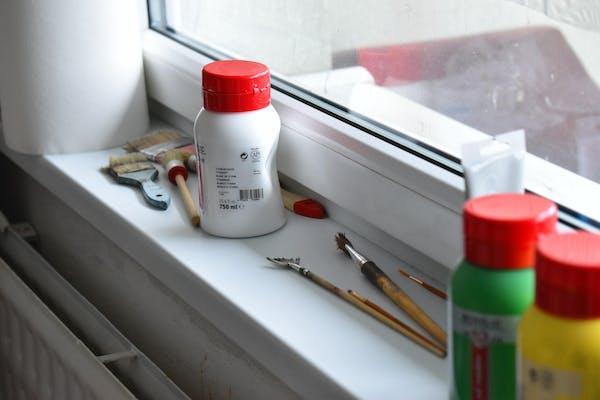 アクリル樹脂塗料