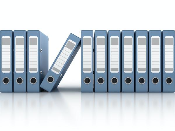 {紙の場合}履歴書の保管方法