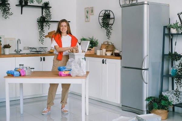 冷蔵庫の掃除方法もチェック