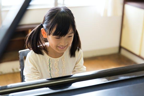 ピアノ 小学生