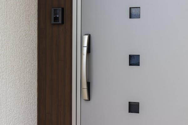 玄関 ドア インターホン